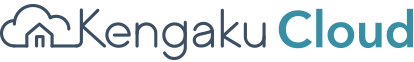 KengakuCloud - ケンガククラウド」のロゴ